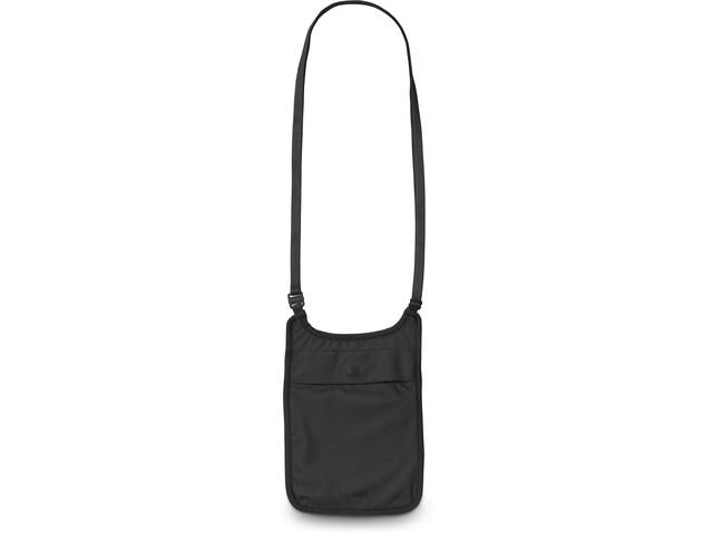 Pacsafe Coversafe S75 Secret Neck Pouch Women black